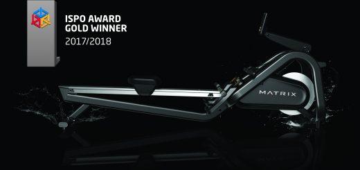 MX16_Rower_ISPO AWARD