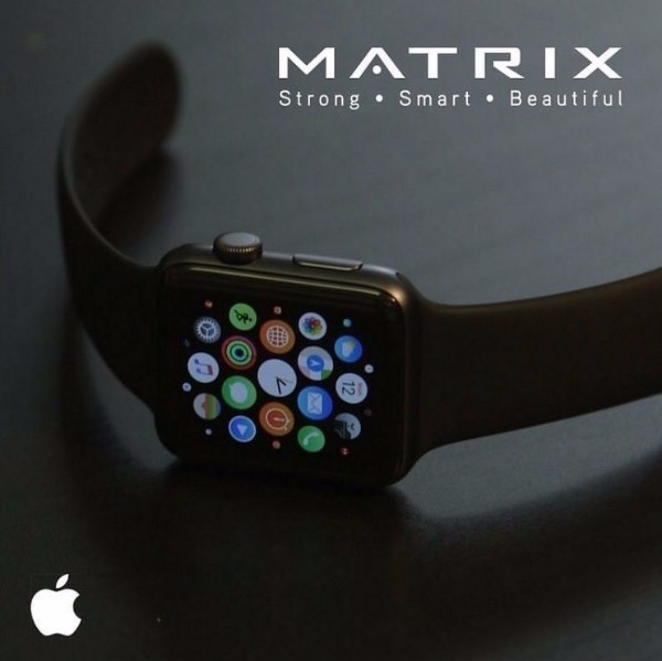 Resultado de imagen para MATRIX APPLE